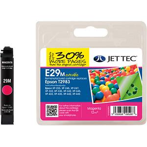 Tinte - Epson - magenta - T2993 - refill JET TEC 101E002903