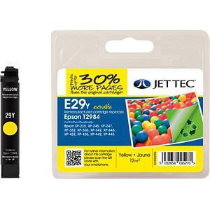 Tinte - Epson - gelb - T2984 - refill JET TEC 101E002904