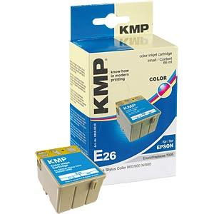 Tinte - Epson - 3-farbig - kompatibe KMP PRINTTECHNIK AG 0968,0030