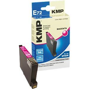 Magenta: Epson Stylus C64/C66/C84/C86... KMP PRINTTECHNIK AG 1005,4006