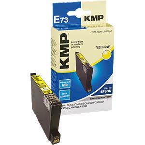 Tinte - Epson - gelb - T0444 - refill KMP PRINTTECHNIK AG 1005,4009