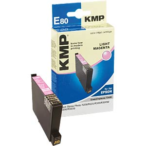 Light magenta: Epson Stylus Photo R200/R300... KMP PRINTTECHNIK AG 1004,4046