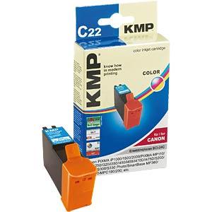 Tinte - Canon - 3-farbig - BCI-24 - refill KMP PRINTTECHNIK AG 0944,0030