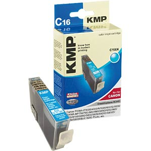 Tinte - Canon - cyan - BCI-6 - refill KMP PRINTTECHNIK AG 09580,0033