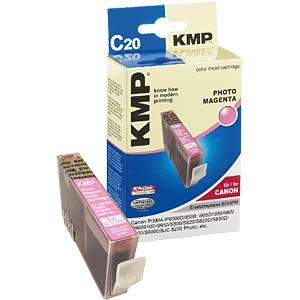 Tinte, photomagenta - BCI-6 - refill KMP PRINTTECHNIK AG 0958,0046