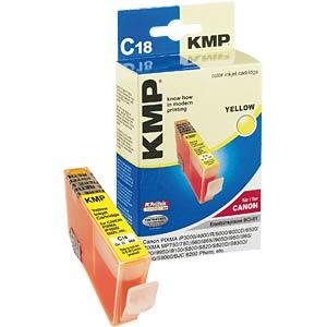 Tinte - Canon - gelb - BCI-6 - refill KMP PRINTTECHNIK AG 0958,0009