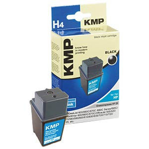 Inkt - HP - zwart - - 29 - - navulling KMP PRINTTECHNIK AG 0925,4291
