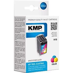 Tinte - HP - 3-farbig - 78XL - refill KMP PRINTTECHNIK AG 0992,4780