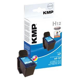Tinte - HP - 3 farbig - 57 - refill KMP PRINTTECHNIK AG 0995,4570