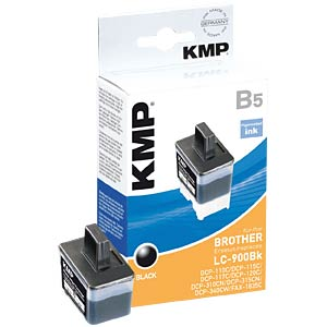 Black: Brother DCP-110C, 115C ,120C... KMP PRINTTECHNIK AG 1034,0001