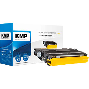 Toner - Brother - schwarz - TN-2000 - rebuilt KMP PRINTTECHNIK AG 1159,0000