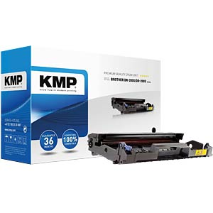 Drum unit — Brother — DR-2000 — remanufactured KMP PRINTTECHNIK AG 1159,7001