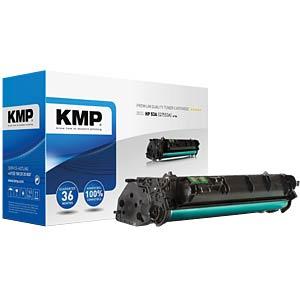 Toner - HP - schwarz - 53A - rebuilt KMP PRINTTECHNIK AG 1207,0000