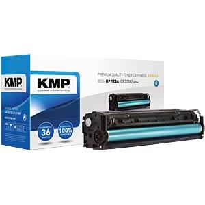 Toner - HP - magenta - 128A - rebuilt KMP PRINTTECHNIK AG 1227,0006
