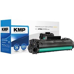 Toner - HP - schwarz - 85A - rebuilt KMP PRINTTECHNIK AG 1229,5000