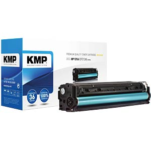Toner — HP — yellow — 131A — remanufactured KMP PRINTTECHNIK AG 1236,0009