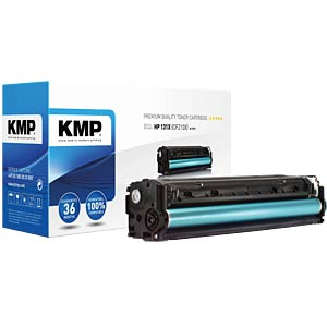 Toner — HP — black — 131X — remanufactured KMP PRINTTECHNIK AG 1236,3000