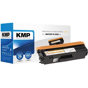 Toner — Brother — black — TN-325BK — comp. KMP PRINTTECHNIK AG 1243,HC00