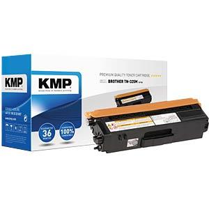 Toner — Brother — magenta — TN-325M — comp. KMP PRINTTECHNIK AG 1243,HC06
