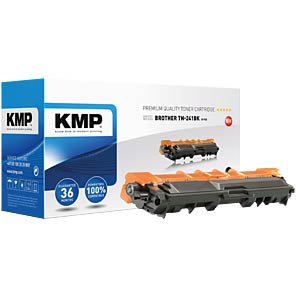 Toner — Brother — black — TN-241BK — comp. KMP PRINTTECHNIK AG 1245,0000