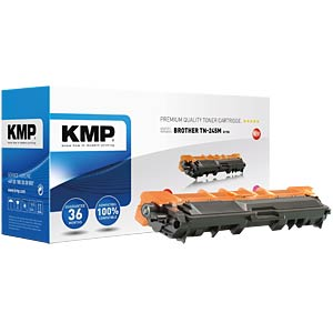 Toner — Brother — magenta — TN-245M — comp. KMP PRINTTECHNIK AG 1245,3006