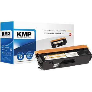 Toner — Brother — black — TN-321BK — comp. KMP PRINTTECHNIK AG 1246,0000