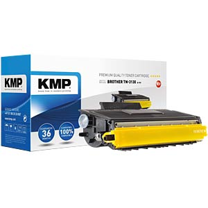 Toner — Brother — black — TN-3130 — comp. KMP PRINTTECHNIK AG 1251,2000
