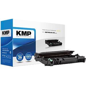 Drum unit — Brother — DR-2100 — remanufactured KMP PRINTTECHNIK AG 1253,7000