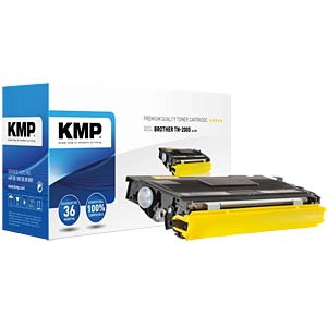 Toner — Brother — black — TN-2005 — comp. KMP PRINTTECHNIK AG 1254,5000