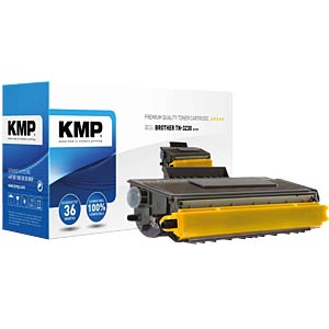Toner — Brother — black — TN-3230 — comp. KMP PRINTTECHNIK AG 1255,0000
