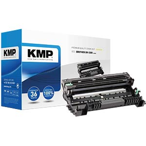 Drum unit — Brother — DR-3300 — remanufactured KMP PRINTTECHNIK AG 1258,7000