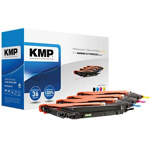 Toner — Samsung — MP — CLT-P4092C — comp. KMP PRINTTECHNIK AG 1363,0005
