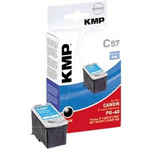 Tinte - Canon - schwarz - PG-40 - refill KMP PRINTTECHNIK AG 1500,4001