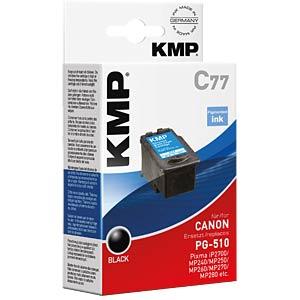 Tinte, schwarz - PG-510 - refill KMP PRINTTECHNIK AG 1511,4001