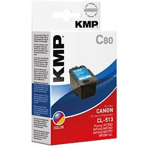 Tinte, 3-farbig - CL-513 - refill KMP PRINTTECHNIK AG 1512,4530