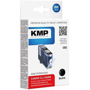 Tinte - Canon - schwarz - CLI-526 - refill KMP PRINTTECHNIK AG 1514,0001