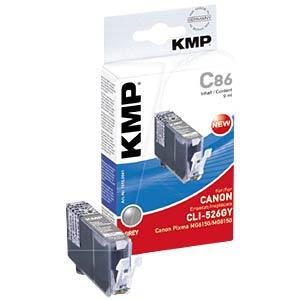 Grey: Canon Pixma MG6150, MG8150 KMP PRINTTECHNIK AG 1515,0041