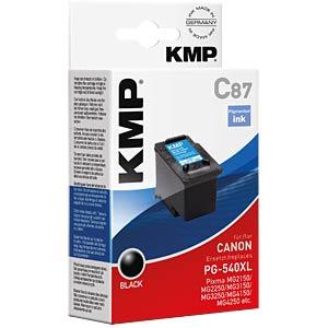 Tinte - Canon - schwarz - PG-540XL - refill KMP PRINTTECHNIK AG 1516,4001