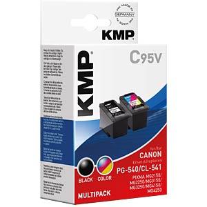 Tinte - Canon - MP - PG-540/CLI-541 - refill KMP PRINTTECHNIK AG 1516,4850