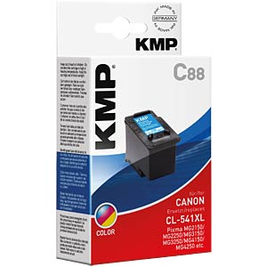 Ink - Canon - 3-color - CL-541XL - refill KMP PRINTTECHNIK AG 1517,4030