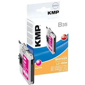 Tinte - Brother - magenta - refill KMP PRINTTECHNIK AG 1523,0006