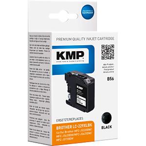 Tinte - Brother - schwarz - LC229XLBK - refill KMP PRINTTECHNIK AG 1532,4001
