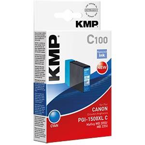 Tinte - Canon - cyan - PGI-1500XL C - komp. KMP PRINTTECHNIK AG 1564,0003