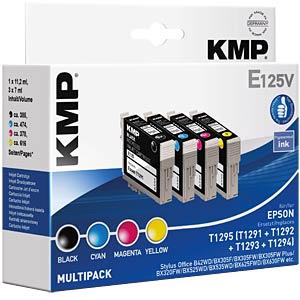 Tinte - Epson - MP - T1295 - refill KMP PRINTTECHNIK AG 1617,4050