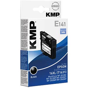 Tinte - Epson - schwarz - T1631 - refill KMP PRINTTECHNIK AG 1621,4001