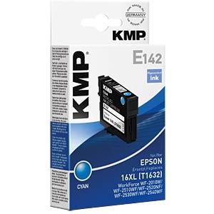 Tinte - Epson - cyan - T1632 - refill KMP PRINTTECHNIK AG 1621,4003