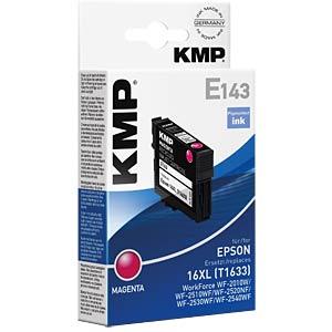 Tinte - Epson - magenta - T1633 - refill KMP PRINTTECHNIK AG 1621,4006