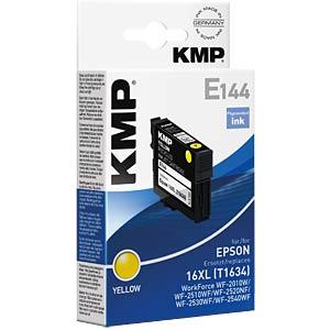 Tinte - Epson - gelb - T1634 - refill KMP PRINTTECHNIK AG 1621,4009