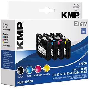 Ink - Epson - MP - T1636 - refill KMP PRINTTECHNIK AG 1621,4050