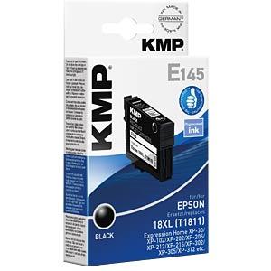 Tinte - Epson - schwarz - T1811 - refill KMP PRINTTECHNIK AG 1622,4001